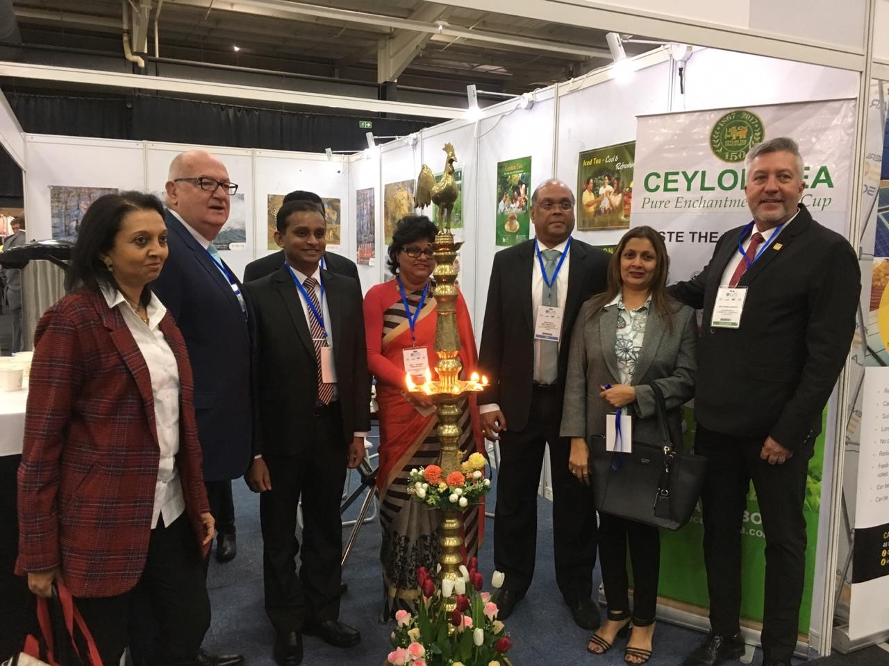 Sri Lanka Shines at Global Trade Show 2019 in South Africa